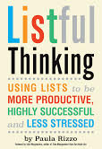Listful Thinking book cover image